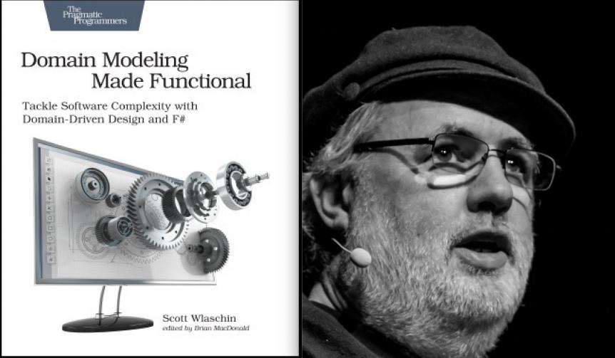 Domain Modeling Made Functional book written by Scott Wlaschin